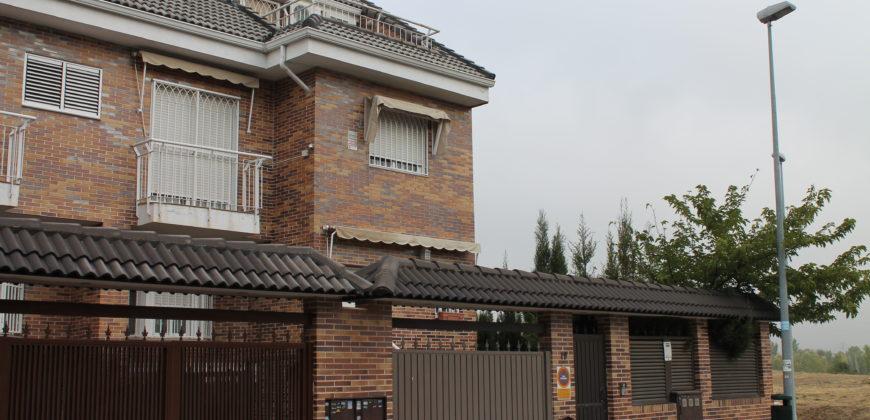 Chalet Unifamiliar en San Fernando de Henares