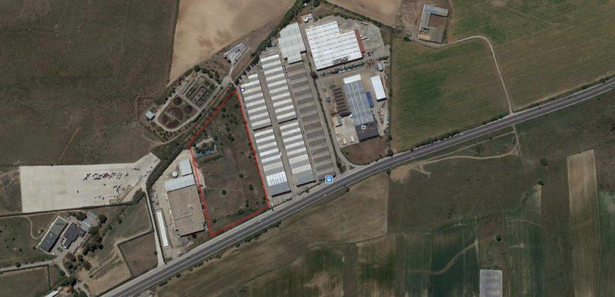 Terreno en Polígono Industrial de Algete
